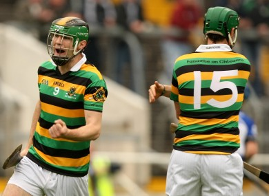 Dean Brosnan's contribution for Glen Rovers was key today.