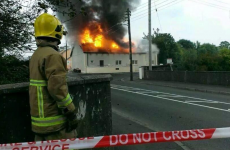 Orange Hall in Donegal completely destroyed by arson attack