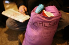 "Homeless shelter crisis: ""It's not nice saying 'there are no beds'"""