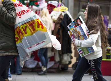 Shoppers are still cautious with their spending, despite the economic recovery.