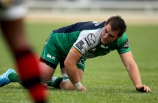 Connacht injuries mount with Heenan out for up to 5 months and Sean Henry for even longer