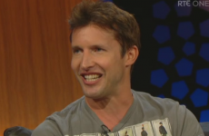 James Blunt discussed his infamous attitude to Twitter trolls on the Late Late last night