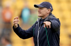 Think you could be Joe Schmidt? Give it a try when Pro Rugby Manager 2015 comes out Friday