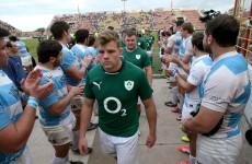 Jordi Murphy to miss November internationals after undergoing shoulder surgery