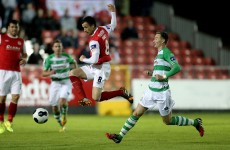 No change in Euro vision as Pat's and Rovers share the spoils