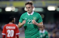 As it happened: Ireland v Oman, international friendly