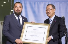 Leonardo DiCaprio and Al Gore are at the UN Climate Summit but China and India are no shows