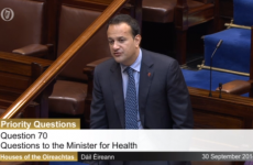 'I'll give my opinion as a doctor and young man at a later stage' – Varadkar