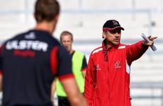 Munster and Ulster both make eight changes ahead of Italian jobs
