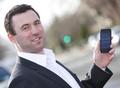 MyPlace Connect founder Peadar Gormley.