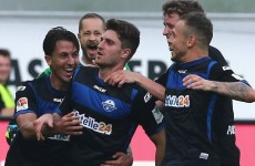 VIDEO: Just your average Bundesliga goal from 83m
