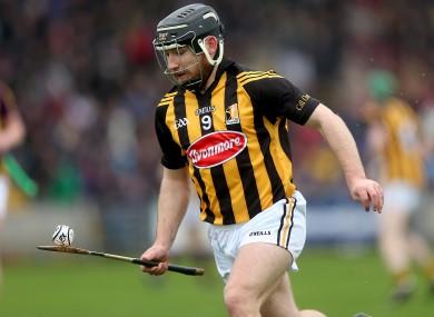 Richie Hogan got the nod for Kilkenny today.