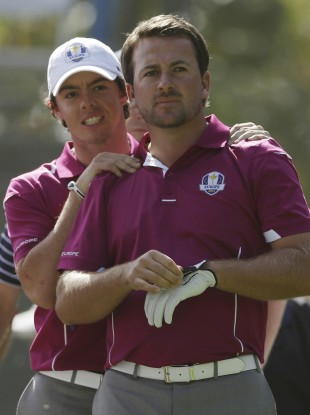 McIlroy and McDowell went 1-2 at the last Ryder Cup, and are likely to be split for the fourball matches this week.