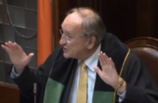 'I'm gonna switch off the microphones': Ceann Comhairle threatens rowdy TDs