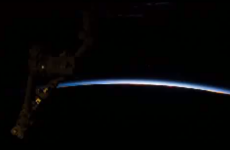 This space Vine of sunrise over Earth is six seconds of pure awe