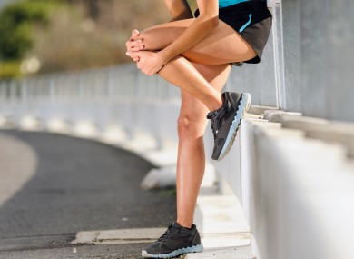 Injury recovery is an important part of marathon training.