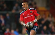 Simon Zebo's hat-trick and all the rest of the weekend's Pro12 highlights