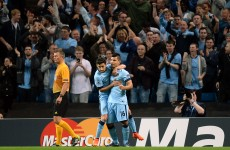 As it happened: Manchester City v Roma, Champions League