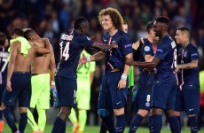 No Zlatan but Barca burned in Paris, Bayern march on with minimal fuss
