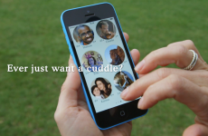 Would you use Cuddlr? It's like Tinder, but just for cuddles