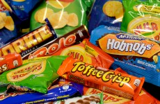 Poll: Do you eat too many sweets and crisps?