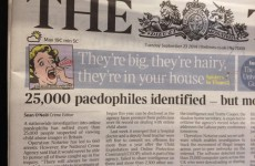This big, hairy headline fail in the Times will make you strain a cringe muscle
