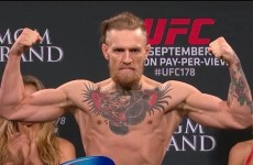 McGregor faces biggest test yet as Poirier awaits in Sin City