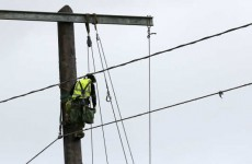 Thousands without power and some commuter services suspended