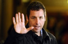 Adam Sandler is producing four exclusive movies for Netflix