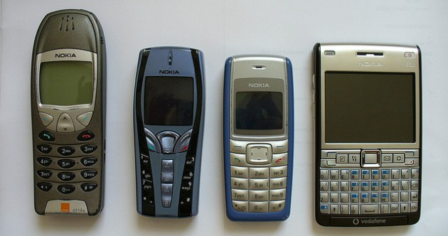 IMAGES: RIP Nokia mobile phones (1987-2014)