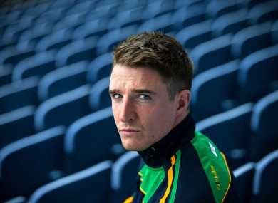 Aidan Walsh: wants to end long wait for Liam MacCarthy on Leeside.