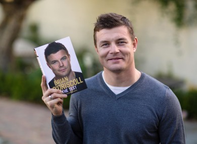 BOD's autobiography is one of six titles shortlisted for the Sports Book prize.