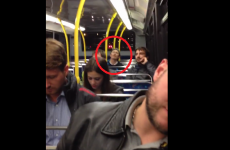 Guy belts out heartfelt song about drug use on Dublin Bus