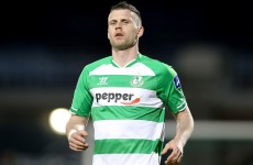 Kilduff and O'Connor on the mark as Rovers impress in Drogheda