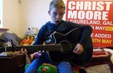 Connemara kid writes deadly musical plea to appear on the Late Late Toyshow
