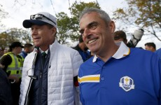 Paul McGinley defends under-fire Tom Watson