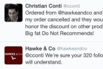 This clothing brand burned a customer on Twitter, and their response is going viral