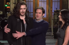Hozier's appearing on SNL this weekend and the promo is deeply awkward