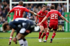Anatomy of a drop goal: How Munster beat Sale at the death
