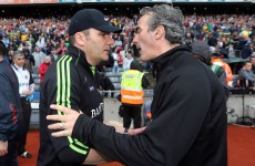 McGuinness, Horan and McGeeney – this year's football managerial merry-go-round