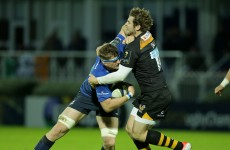 'We were lucky' – Man of the match Heaslip wants more from Leinster