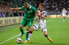 As it happened: Germany v Ireland, Euro 2016 qualifier