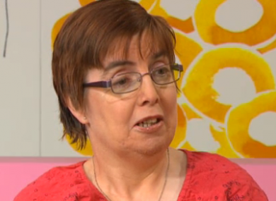 Kate Tobin, 50, wants the right-to-die in Ireland.