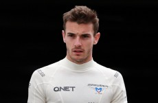 F1 driver Bianchi remains in critical but stable condition