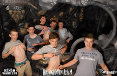 These Cork lads just won the internet with their perfectly executed haunted house photo