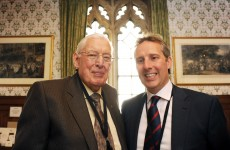 """Dad could certainly speak out"": Ian Paisley remembered at Ulster Hall memorial"