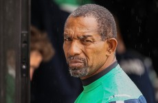 Ireland coach Phil Simmons to leave World Cup warm-up tour