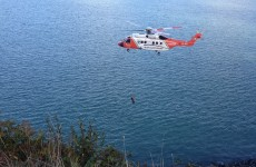 Man airlifted to hospital after falling 25 feet off Bray Head cliff