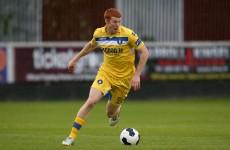 Gaffney brace sees Limerick past Athlone