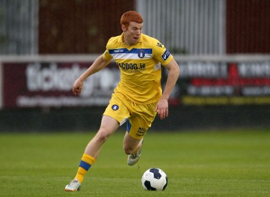 Gaffney starred for Limerick tonight.